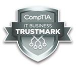 CompTIA Trustmark logo