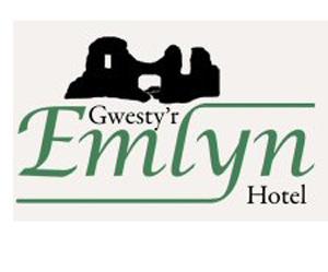 Gwesty'r Emlyn Hotel logo
