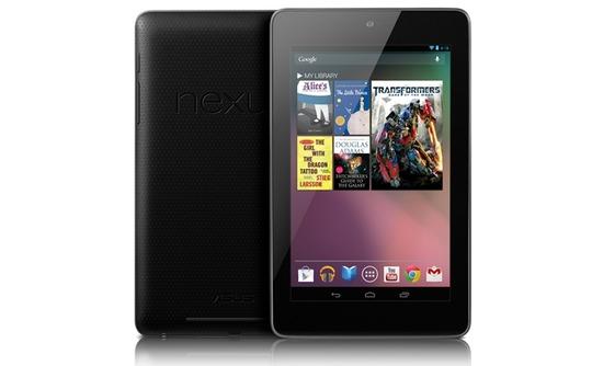 google nexus 7 tablet telemat. Black Bedroom Furniture Sets. Home Design Ideas
